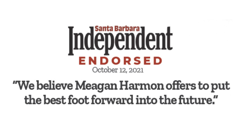 endorsed by the santa barbara independent